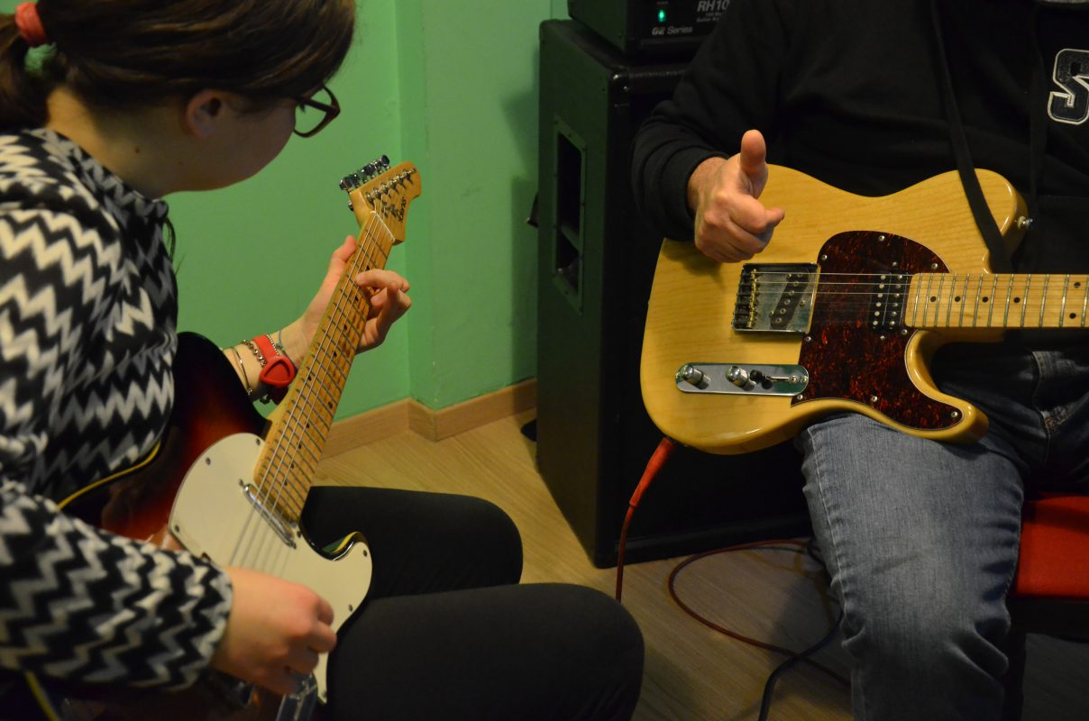 Scuola di musica a Roma